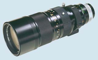 Canon objectief 85 - 300 mm