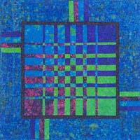 Workshop Convergence quilts van Ricky Tims