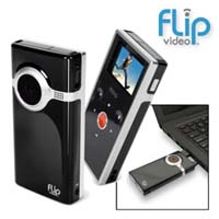 Flip mino HD digitale video camera
