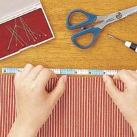 materialen quilten en patchwork