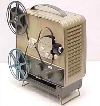 Smalfilm 8mm digitaliseren naar DVD