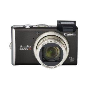 CANON Powershot SX200IS