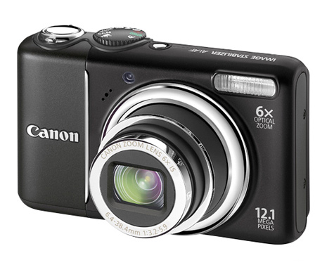 CANON Powershot A2100IS