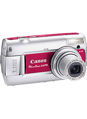 CANON Powershot A470 digitale camera
