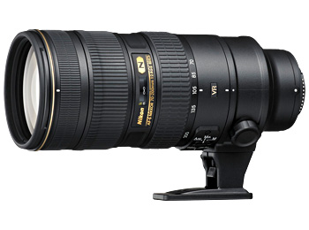 NIKON AF S VR Zoom Nikkor 70-200mm F2/8G IF ED