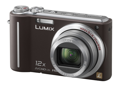 PANASONIC DMC TZ7