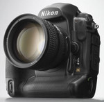 Nikon D3 dslr digitale camera