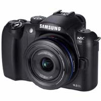 Review Samsung NX 10
