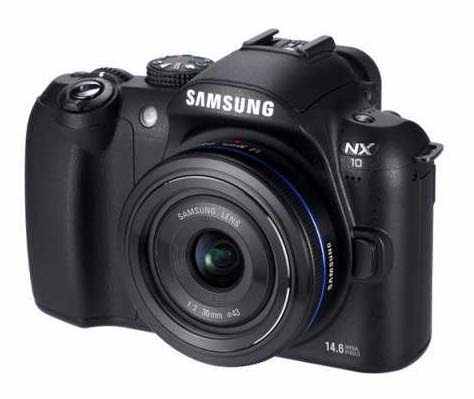 Samsung NX 10 review