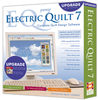 Electric Quilt 7 upgrade