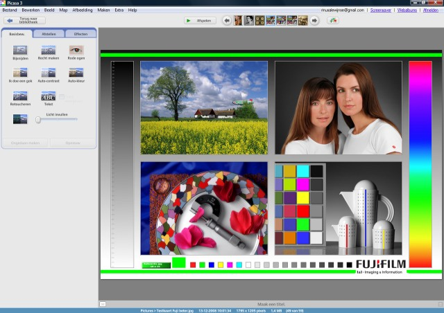 picasa3 handleiding weergave 4