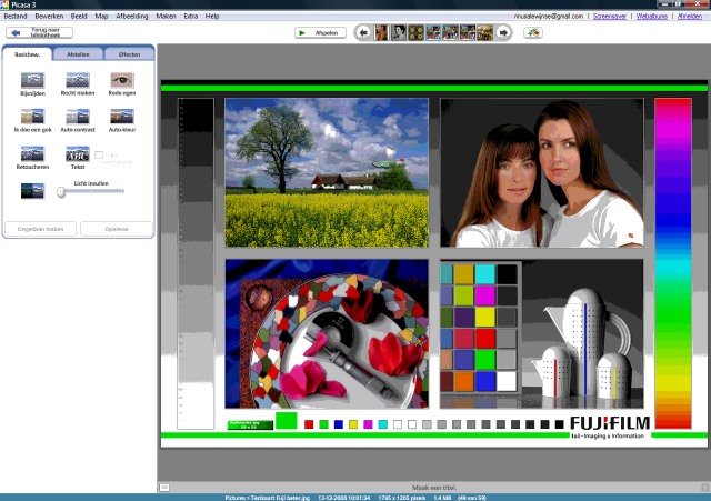picasa3 handleiding weergave 6