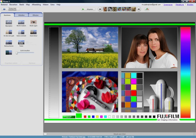 picasa3 handleiding weergave 7
