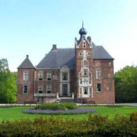 Expositie quilts kasteel Cannenburgh