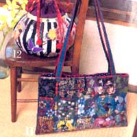 Workshop tas patchwork