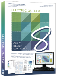 EQ8 Electric Quilt 8 software