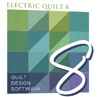 EQ8 electric quilt software
