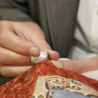 Workshop handquilten in de ring