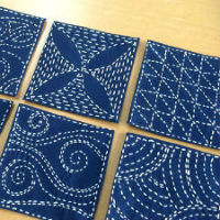 workshop Sashiko