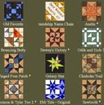 gratis patronen patchwork en quilten