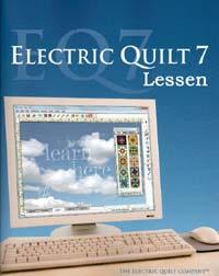 Electric Quilt 7 handleiding lessen