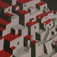 borduurpakket Escher