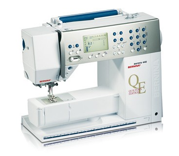 Bernina Aurora 440EQ naaimachine