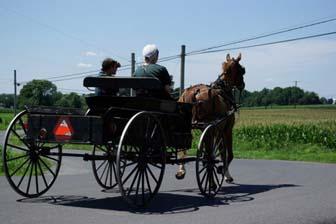 Vakantie Amish Amerika