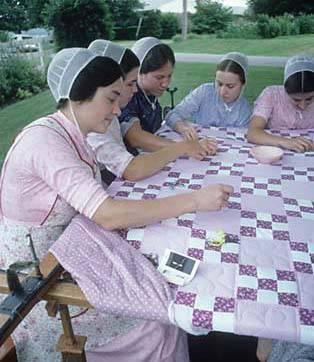 Quilts met een boodschap for Quilt maken met naaimachine
